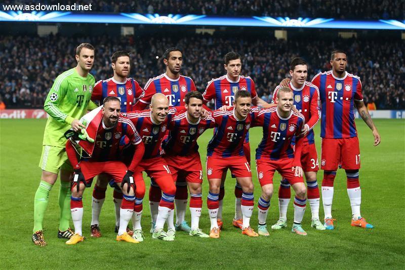 FC Bayern's 2015-2016