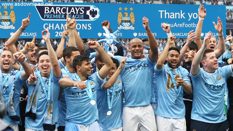 Manchester City 2015
