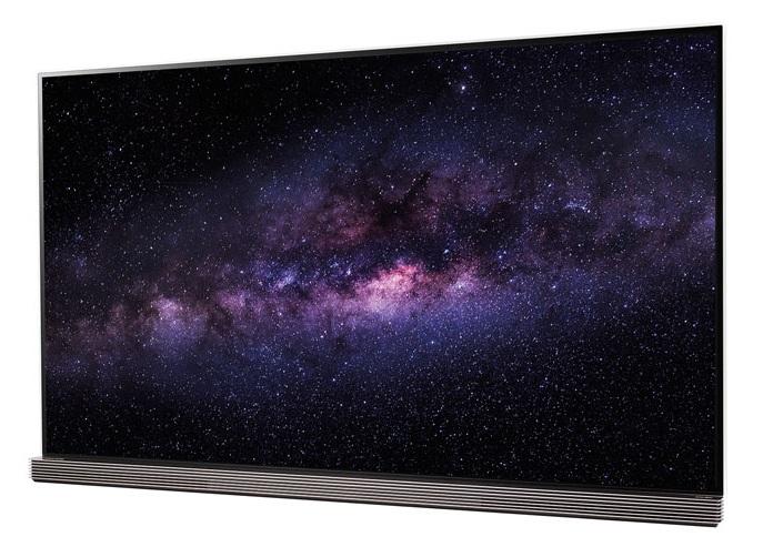 تلویزیون ال جی LG Signature OLED 4K Smart TV - 77