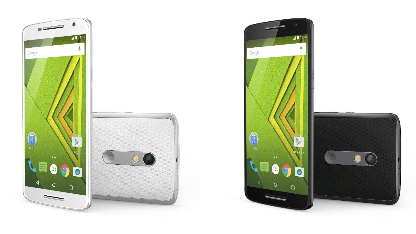 قیمت و مشخصات گوشی Motorola Moto X Play