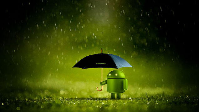 Protect android