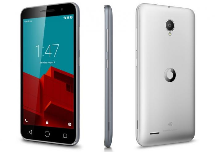 Vodafone 4G phone with HD screen