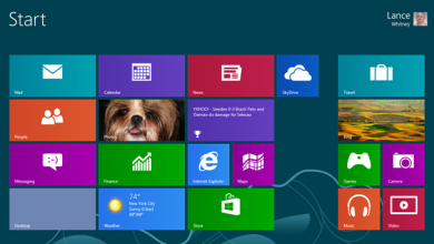 Photo of تغییر منوی استارت ویندوز 8