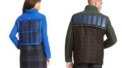 Photo of تولید لباسهای مجهز به پنل خورشیدی برای شارژ ابزارهای الکترونیکی