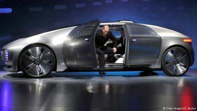 "Photo of خودرو آینده مرسدس بنز ""اسمارتفون چهار چرخ"""