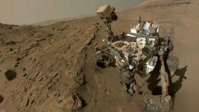 Photo of خیره کننده ترین عکس های فضایی ۲۰۱۴