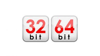 Photo of تفاوت پردازندهی ۶۴ بیتی با ۳۲ بیتی