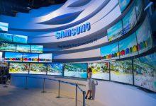 Photo of تلویزیون منحنی سامسونگ در CES 2015