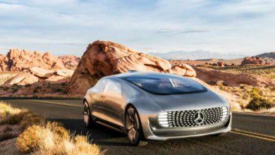 Photo of mercedes benz f-015 luxury – خودرویی که به راننده نیازی ندارد
