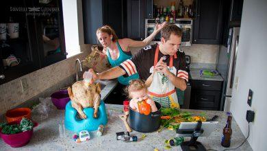 Photo of تصاویر جالب از کودکان و واکنش والدین