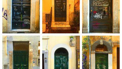 Photo of آلبوم عکس زیباترین درهای جهان در ایتالیا