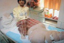 Photo of بزرگترین سرطان پا در جهان