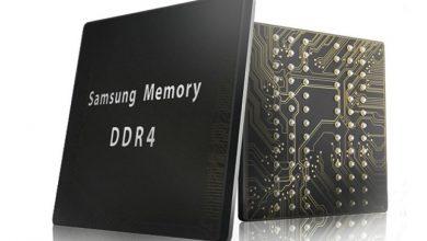 Photo of سامسونگ حافظهی رم DDR4 مورد نیاز الجی و اپل را تامین میکند