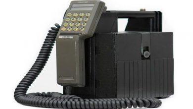 Photo of نخستین تماس با موبایل? سال 1985