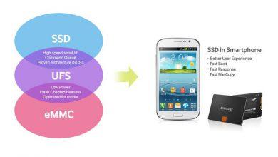 Photo of نقش حافظهی UFS سامسونگ در آیندهی تلفنهای هوشمند