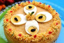 Photo of آموزش پخت کیک تن ماهی و میگو