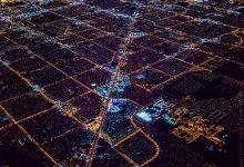 Photo of تصاویر زیبای از شهر لاس وگاس در شب