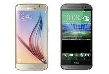 Photo of مقایسه Galaxy S6 با htc One M9