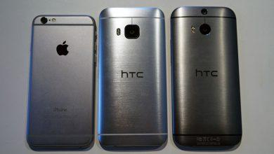 Photo of بالاخره مشخصات کامل HTC One M9 مشخص شد + عکس