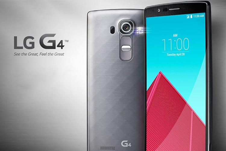 مشخصات گوشی ال جی G4