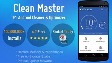 "Photo of نسخه جدید اندروید به اپلیکیشنهای بهینه سازی مانند ""Clean Master"" نیازی ندارند"