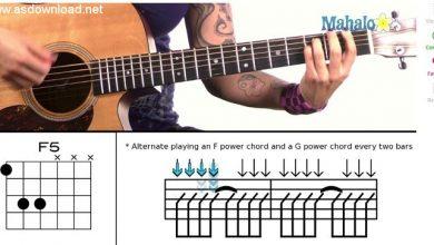 Photo of آموزش ریتم های گیتار