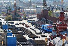 Photo of جنگ افزار مدرن روسیه در رژهی باشکوه هفتادمین سالگرد پایان جنگ جهانی دوم