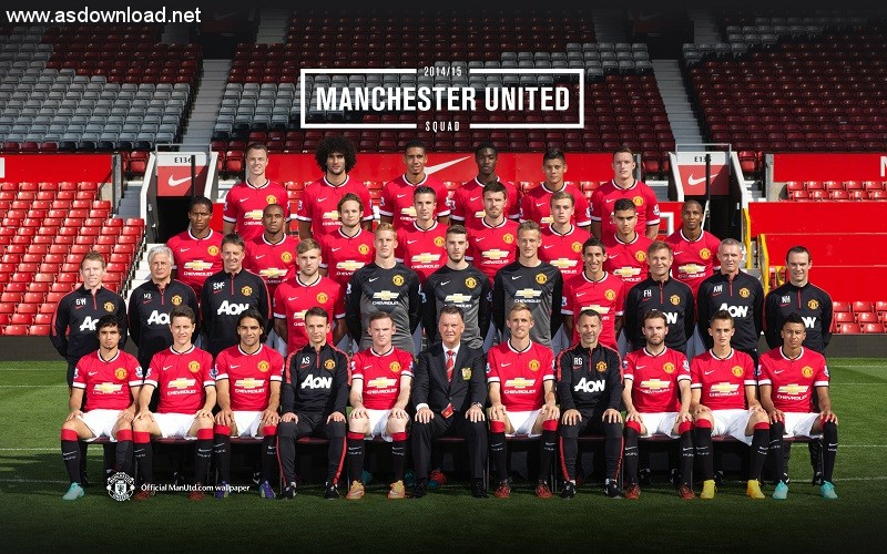 Manchester united-2015