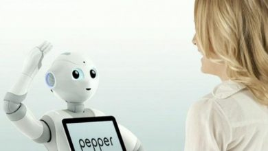 Photo of Pepper رباتی که احساسات شما را درک می کند!