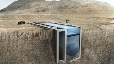 Photo of طراحی شگفت انگیز ساختمان