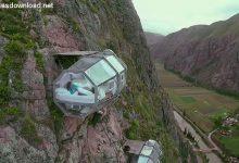 Photo of ترسناک ترین اقامتگاه گردشگری جهان در سوئیتی بر فراز درهی کوزکُو