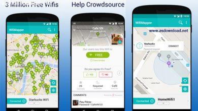 Photo of یافتن شبکههای وایرلس رایگان اطراف خود با WifiMapper
