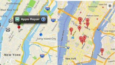 Photo of برنامه نقشهخوانی HERE MAP نوکیا رقیبی برای برنامه نقشهخوانی گوگل
