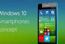 Photo of سخت افزارهای مورد نیاز ویندوز 10 برای موبایل