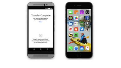 Photo of مهاجرت از سیستمهای اندرویدی به iOS