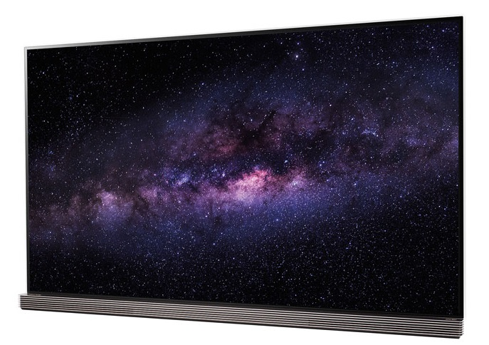 تلویزیون ال جی LG Signature OLED 4K Smart TV - 77