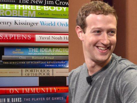 23 کتاب که مارک زاکر برگ فکر می کند هر کس باید بخوانند!