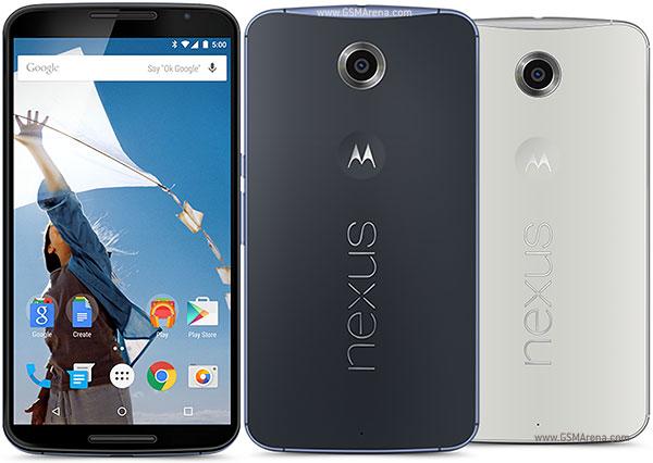 گوشی Motorola Nexus 6 - مشخصات و قیمت
