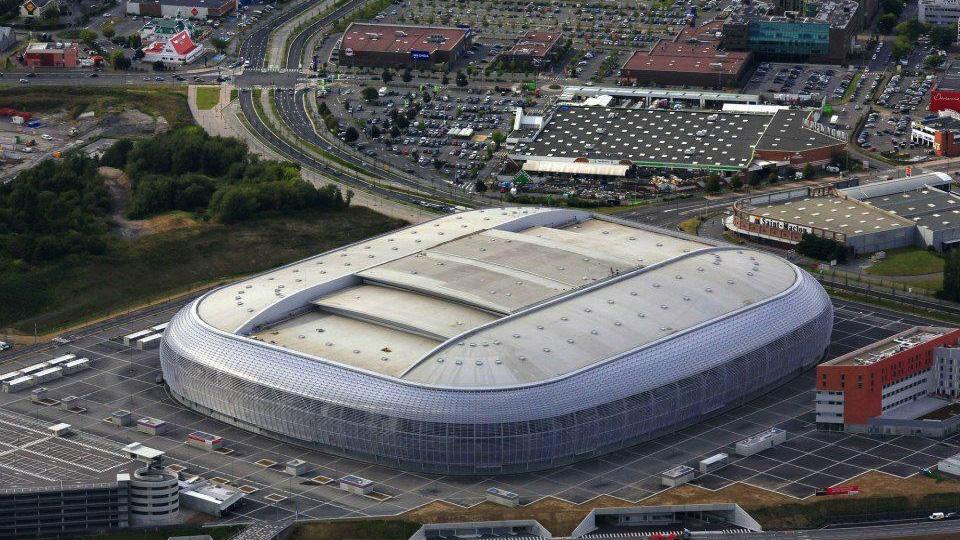Stade Pierre Mauroy euro 2016