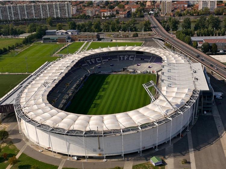 Stadium de Toulouse euro 2016