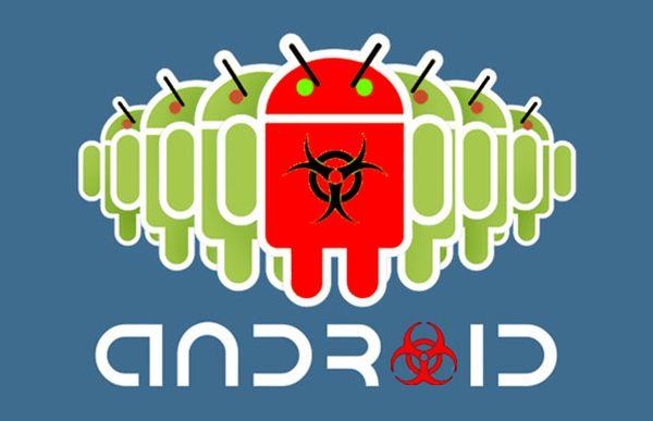 خطرات ویروس malware برای اندروید