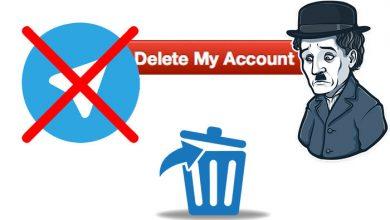 Photo of آموزش حذف کامل اکانت تلگرام از روی موبایل, کامپیوتر, وب