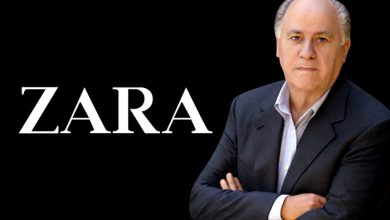 Amancio Ortega richest person in the world