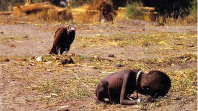 Photo of کودک و لاشخور – دردناک ترین عکس خبری تاریخ