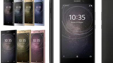 رندر گوشی های جدید سونی Sony Xperia XA2, XA2 Ultra و Xperia L2 منتشر شد