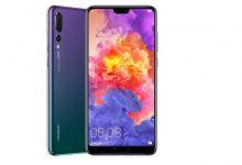 مشخصات فنی گوشی Huawei P20 Pro