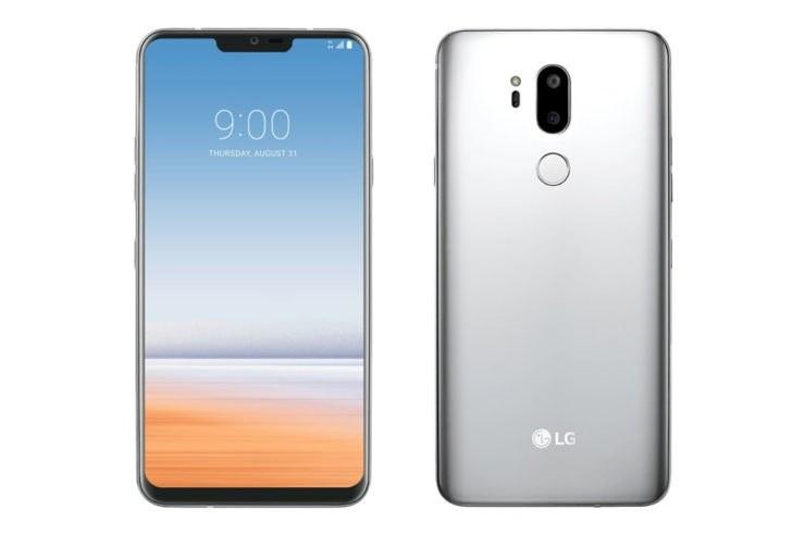 قیمت و مشخصات فنی گوشی LG G7