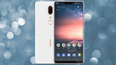 قیمت و مشخصات گوشی Nokia X6