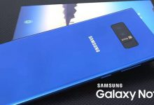 مشخصات فنی گوشی Samsung Galaxy Note9