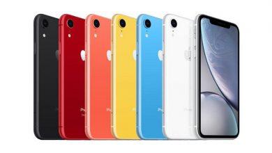 مشخصات گوشی Apple iPhone XR